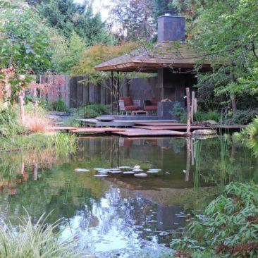 'Japanse' Watertuin